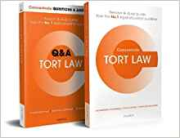 Cover of Tort Law Revision Pack: Q&A and Concentrate