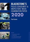Cover of Blackstone's Police Sergeants & Inspectors Mock Examination Paper 2020