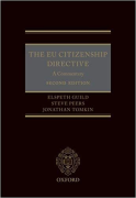 Cover of The EU Citizenship Directive: A Commentary