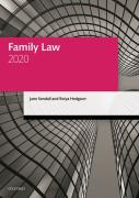Cover of LPC: Family Law 2020