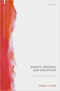 Cover of Rights, Wrongs, and Injustices: The Structure of Remedial Law