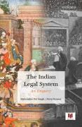 Cover of Indian Legal System: An Enquiry