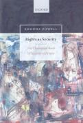 Cover of Rights as Security: The Theoretical Basis of Security of Person