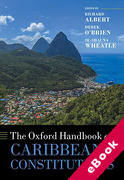 Cover of The Oxford Handbook of Caribbean Constitutions (eBook)