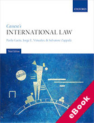 Cover of Cassese's International Law (eBook)