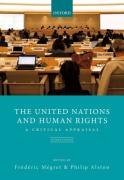 Cover of The United Nations and Human Rights: A Critical Appraisal
