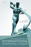 Cover of The Law and Practice of International Commissions of Inquiry
