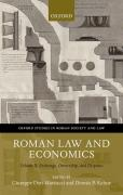 Cover of Roman Law and Economics: Volume II: Exchange, Ownership, and Disputes