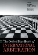 Cover of The Oxford Handbook of International Arbitration
