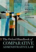 Cover of The Oxford Handbook of Comparative Administrative Law