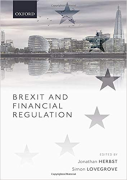 Cover of Brexit and Financial Regulation