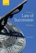 Cover of Borkowski's Law of Succession