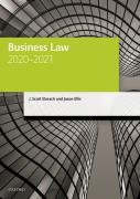 Cover of LPC: Business Law 2020-2021