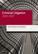 Cover of LPC: Criminal Litigation 2020-2021
