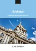 Cover of Bar Manual: Evidence