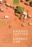 Cover of Energy Justice and Energy Law