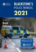 Cover of Blackstone's Police Manual 2021 Volume 3: Road Policing