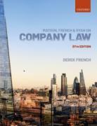 Cover of Mayson, French & Ryan on Company Law