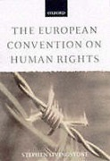 Cover of Introduction to the European Convention on Human Rights