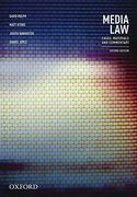 Cover of Media Law: Cases Materials and Commentary