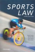 Cover of Sports Law