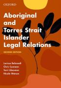 Cover of Aboriginal and Torres Strait Islander Legal Relations