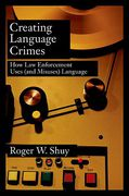 Cover of Creating Language Crimes