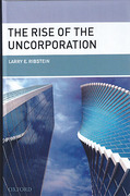 Cover of The Rise of the Uncorporation