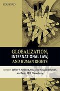 Cover of Globalization, International Law, and Human Rights