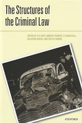 Cover of The Structures of the Criminal Law