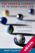 Cover of The Power and Purpose of International Law (eBook)
