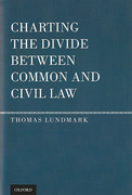 Cover of Charting the Divide Between Common and Civil Law