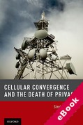 Cover of Cellular Convergence and the Death of Privacy (eBook)