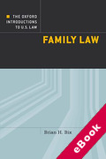 Cover of Family Law (eBook)
