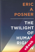 Cover of Twilight of International Human Rights Law (eBook)