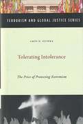Cover of Tolerating Intolerance: The Price of Protecting Extremism