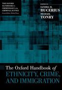 Cover of The Oxford Handbook of Ethnicity, Crime, and Immigration