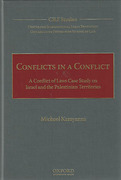 Cover of Conflicts in a Conflict: A Conflict of Laws Case Study on Israel and the Palestinian Territories