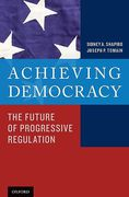 Cover of Achieving Democracy: The Future of Progressive Regulation