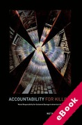 Cover of Accountability for Killing: Moral Responsibility for Collateral Damage in America's Post-9/11 Wars (eBook)