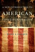Cover of A New Introduction to American Constitutionalism
