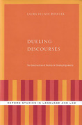 Cover of Dueling Discourses: The Construction of Reality in Closing Arguments