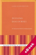Cover of Dueling Discourses: The Construction of Reality in Closing Arguments (eBook)