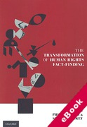 Cover of The Transformation of Human Rights Fact-Finding (eBook)