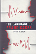 Cover of The Language of Fraud Cases