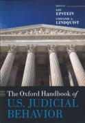 Cover of The Oxford Handbook of U.S. Judicial Behavior