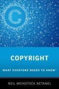 Cover of Copyright: What Everyone Needs to Know