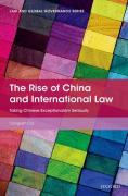 Cover of The Rise of China and International Law: Taking Chinese Exceptionalism Seriously