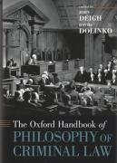 Cover of The Oxford Handbook of Philosophy of Criminal Law