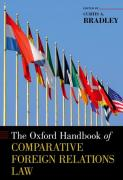 Cover of The Oxford Handbook of Comparative Foreign Relations Law
